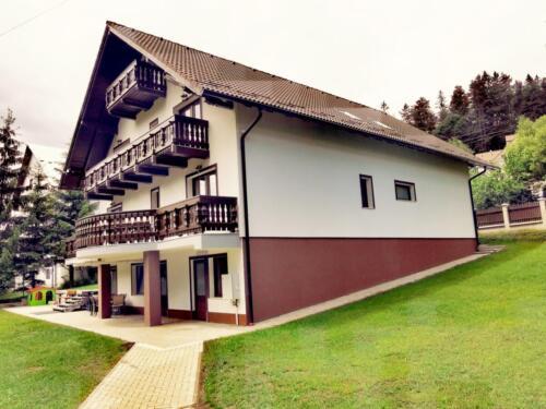 Vila Molidul Zarnesti Exterior